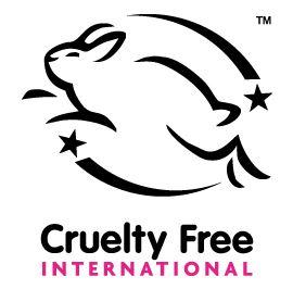 리핑 버니는 유일하게 국제적으로 통용되는 비(非) 동물실험 마크다. 크루얼티프리 인터내셔널